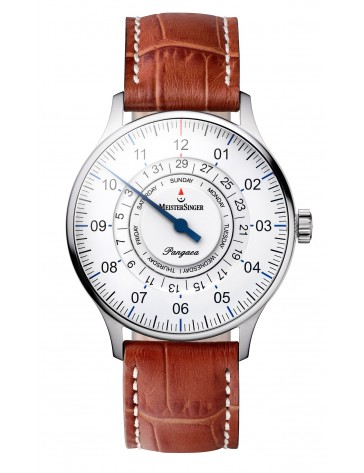 Montre Pangaea Day Date Homme MeisterSinger