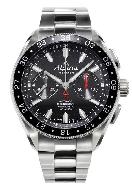 Montre Alpiner Chronograph Automatic Alpina